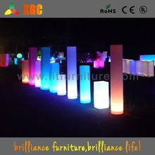 events decorative led/festival party decorations/garden lights pillar