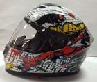 Full face chips motorbike helmets/NEW desi
