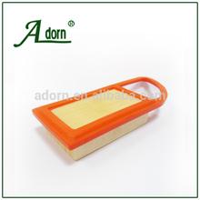 Alta filtração Auto peças cortador de grama filtro de ar