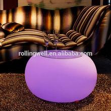 led round table/pub table/led furniture