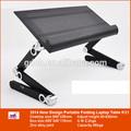 Multi- o ângulo giram flexibilidade e altura regulável laptop tabela