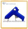 Silicone adhesive gun