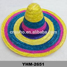 2014 de la raya mexicano sombreros venta