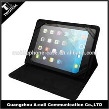 2014 usa fashion original design standable leather case for ipad air