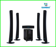 5.1 wireless speakers surround home/tower home theater QG904WA
