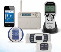 Internet, Wireless and Wired Remote Controls For Swimming Pool