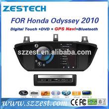 "ZESTECH bluetooth radio gps Dvd 8"" car audio for Honda Odyssey 2010 car bluetooth with gps"