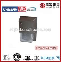 15w LED wall pack light 30w DLC UL new design compact