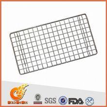 Street price bbq metal grill netting(GIS40102)