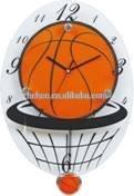 glass clock of basketball shot clocks for sale