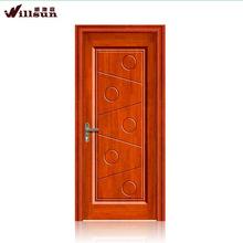 การออกแบบใหม่ล่าสุดเดียวที่เป็นของแข็งประตูไม้ประตูไม้ซีดาร์