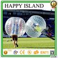 Oi CE bom preço inflável bola de plástico transparente, Grande bola de plástico transparente, Limpar colorido bolas de plástico