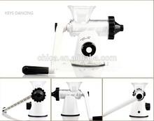 Manual Juice Extractor /Lexen GP27 Juicer Machine/Juicing wheatgrass/Natural foods juicer New product,High quality!