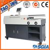 Professional manufacturer electric A3 Hot Glue Perfect Binder Machine