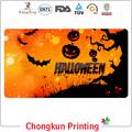 halloween máscara de látex velho para 3d impressão lenticular