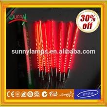 CE ROHS GS BS UL SAA led meteor light hot sale