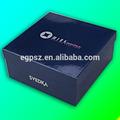 China profissional personalizado de papel caixa de sapatos de modelo/caixa para sapatos/nome caixas de sapato