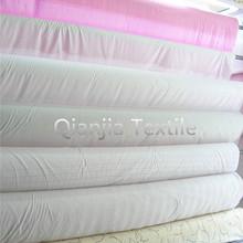 Cheap quality 100% cotton satin stripe / white bedding sets for star hotel cotton satin stripe fabric
