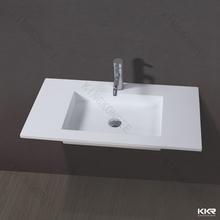 Solid surface wash basin / polyresin wash basin / basin wash