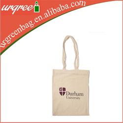 Promotional Blank Plain Canvas Wholesale Tote Bags