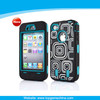 3d silicone case for iphone 4 ,Silicon cell phone case for 4S