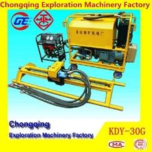 Hot Sale High Qualtiy Protable Mini Man-hold KDY-30G Hydraulic Manual Water Well Drilling Machine