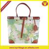 2014 Fashion European Style Pu Leather Printing Handbag & Pu Leather Printing Shoulder Bag