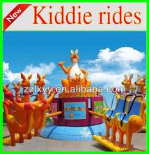 2014 hot selling used amusement park rides jumping kangaroo