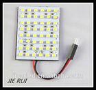 RS-4810 06/09/12/15/18/24/30/36/48 SMD bulb accessories SUPER WHITE dome interior car light LED
