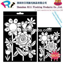 Rili Doodle Fuzzy Velvet Art Velvet Posters 16X20 Inch
