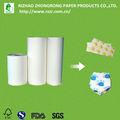 Pe recubierto de papel, Envasado de alimentos de papel, 100% pulpa de madera