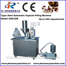 CGN-208 Semi-auto Capsule Filling Machine