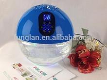 water washing uv light air revitalizer