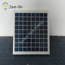 12V 10W Polycrystalline Solar Panel