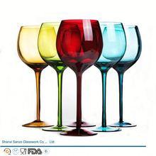 Sanzo Handmade Glassware Manufacturer glass wine trail