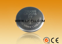 maxell watch battery CR2016 3V lithium battery in bulk packing