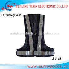 blue mesh safety vest