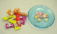 Super sour chews candy