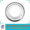 """6"""" Memory Return Aluminum Swivel plate /ball bearing lazy susan for bar stools A25"""