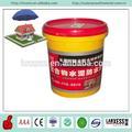 flexible flüssigkeit und pulver Verbindung modifiziertes Polymer abdichtung farbe zement Duschen