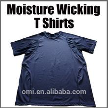 Sports moisture wicking t shirts wholesale