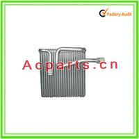 Novelty package AC automotive evaporator