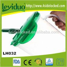 China plastic waterproof BPA free water juice cooler jug wholesale 2L, 1.6L