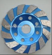 concrete,marble,granite diamond grinding wheels ,bowl shaped