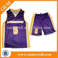 2014 uniformes de basquete atacado/faculdade uniforme de basquete/cinza camisola do basquetebol