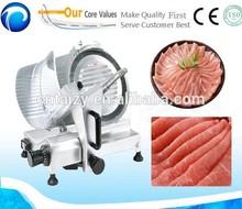 Stainless steel mutton/meat slicing machine