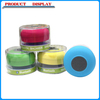 factory promotion wholesale a ball shape soft mini bluetooth speaker for beat