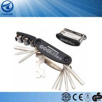 Multi-Function Bike Bicycle Mechanic Repair Tool Kit 16 in 1 bike repair tool kit