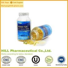Omega 3 fish oil softgel 1000mg