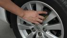 quality foam wax applicator pad for car tire dressing